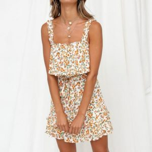 Hippie Girl Summer Dress