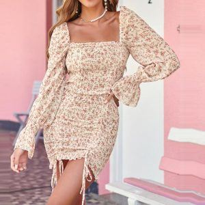 Hippie Girl Short Dress
