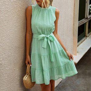 Chic Hippie Short Dress
