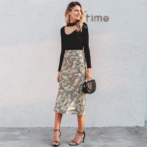 Bohemian Hippie Skirt