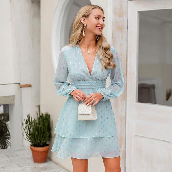 Bohemian Classy Short Dress