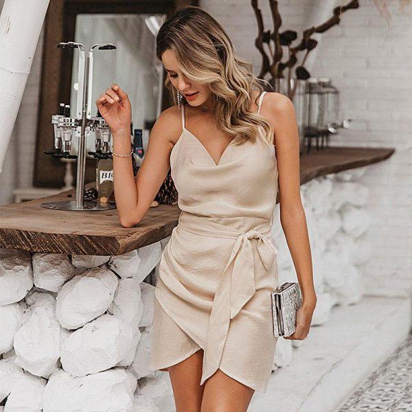 Bohemian Chic Short Dress For Wedding