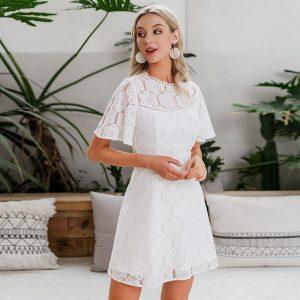 Bohemian Chic Short Dress