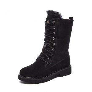 Bohemian Suede Boots