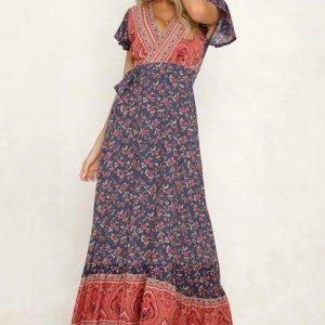 Bohemian summer long dress